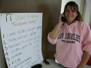 lewis emery treasure hunt final results hillsdale county michigan
