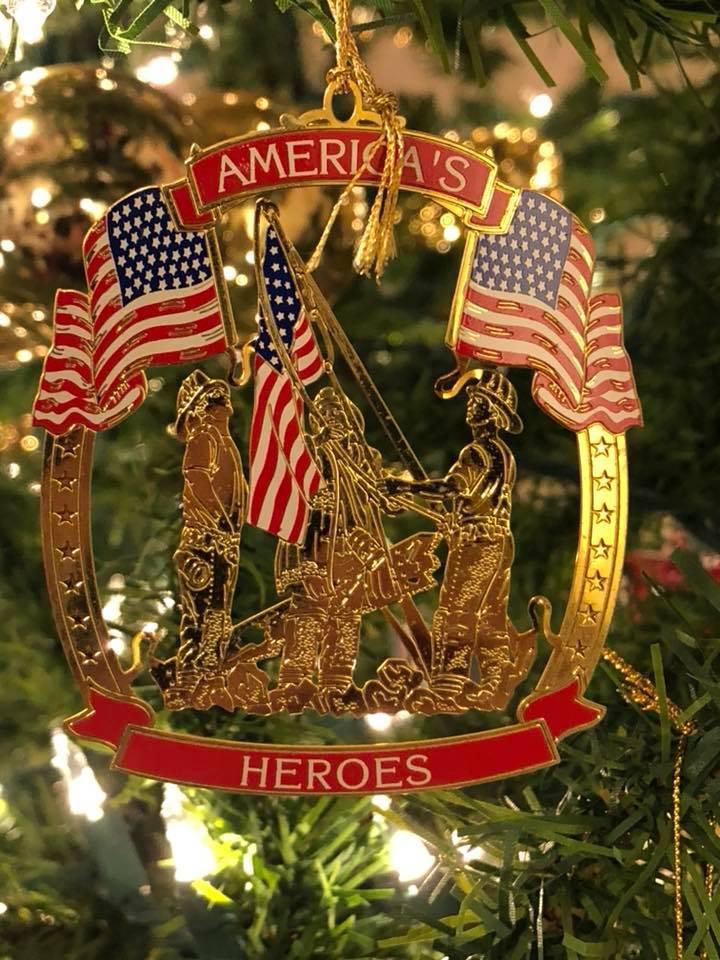 911 Memorial Ornament