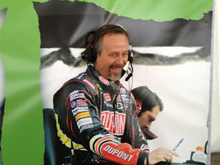 cutout, NASCAR, Mike Venturini, MIS