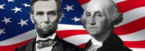 george washington and abe lincoln