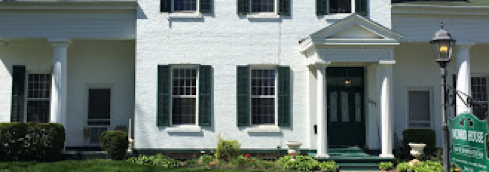 munro house greek revival style home