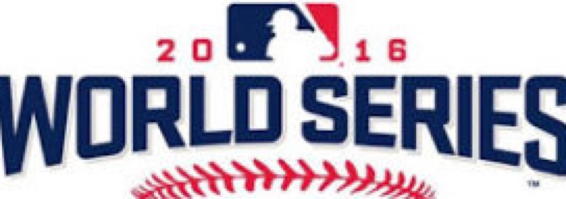 2016 world series mlb logo